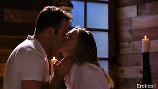 Hot romantic sex is what Mona Wales wants and that babe has a nice ass