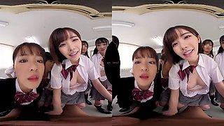JAV Schoolgirls part3