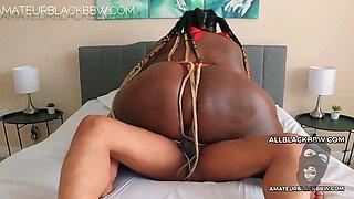 Big Booty Sexy Chocolate The Drip