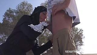E137 A Moment Of Passion In The Desert Czech