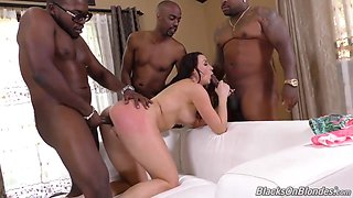 Chanel Is Alone In The Dark With Chanel Preston