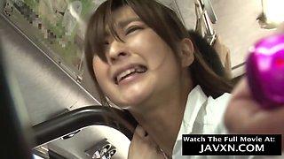 hot japanese teen fucked on the bus segment