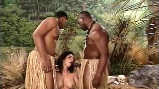 Tribal Threesome