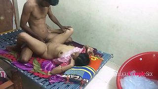 Real Life Married Telugu Couple Fucking