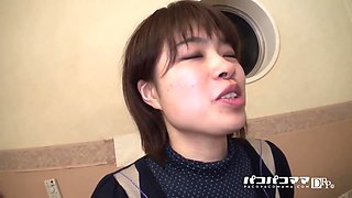 Asahina Manami Drunken Busty Beauty Mature Womans Spermatic Act
