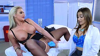 Brazzers - Hot And Mean - Dani Daniels Phoeni