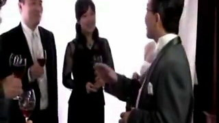 Japanesse Bride Abuse in the wedding