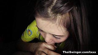 Yellow PJs Massage Breeding - ThaiSwinger