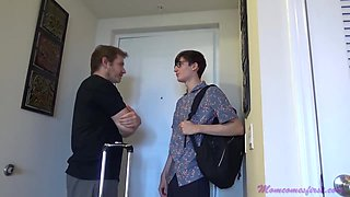 Naughty Mommy And Virgin Hipster Dude