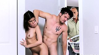 Her first anal sex Household Laundry Loads