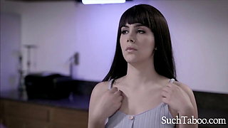 Housewife Confronts Husband's Mistress, Ends Up Fucking Her