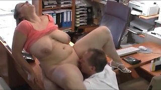 Wife with Boss