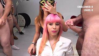 Pink Charlotte - Bukkake