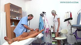 Laura Gyno Exam