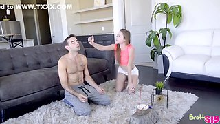 Kyler Quinn, Jake Adams - A Special Sex Yoga With My Step Brother