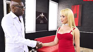 Her Limit - Natasha Teen wants a Monster BBC to Smash her