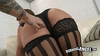 Big Natural Tits Veronica Rose Gets Her Curvy Ass Banged