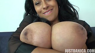 Video of provocative Danica Collins pleasuring her cravings