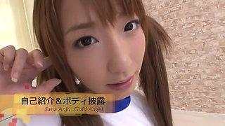 Amazing Japanese slut Sana Anzyu in Hottest JAV uncensored Big Tits clip