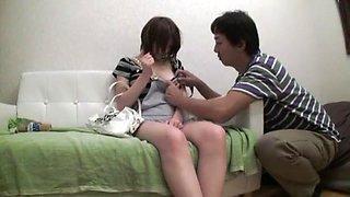 Incredible Japanese model Aimi Sakamoto in Fabulous Fetish, Masturbation JAV clip