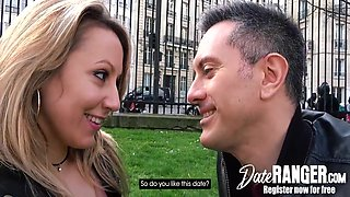 Anal Fantasy: Public Picnic Then Ass Fuck (french Porn With Emmanuelle Worley 16 Min