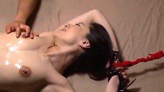 Exotic Japanese Chick Marina Matsumoto In Incredible Dildos/toys, Fetish Jav Clip