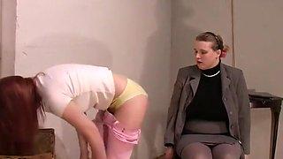 Miss Disciplinarian