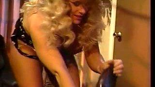 Breasty blonde slut getting screwed
