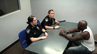 Horny and banging two slutty MILF cops.