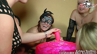 German amateur housewife lesbian swinger party