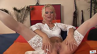 Exotic Adult Scene Stockings Hottest Pretty One