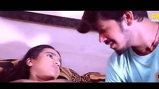Desi couple has hard bondage sex