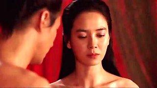 Korean queen cheating