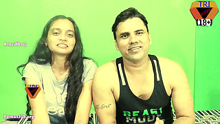 Indian Hot Web Series Love Couple Part 1
